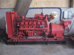 Image 600 KVA DOORMAN Generator 515606