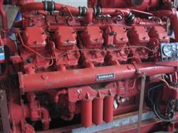 Image 600 KVA DOORMAN Generator 515607