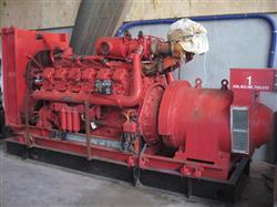 Image 600 KVA DOORMAN Generator 515608