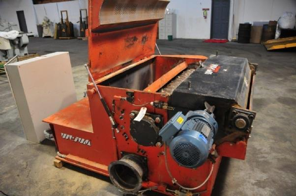 WEIMA Tiger 1300 Wood Waste Grinder