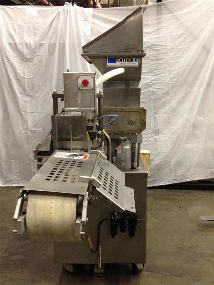 formax f6 forming machine