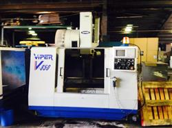 Image VIPER VMC850 CNC Milling Machine 519353