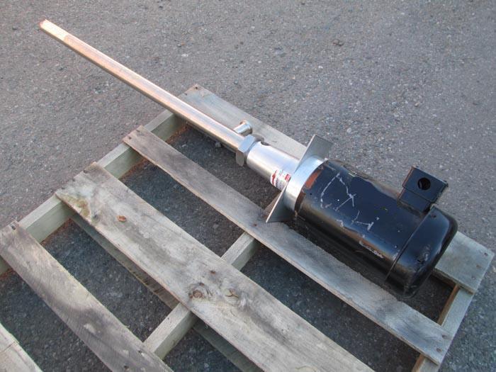 Image DAYTON 1DLT3 Positive Displacement Drum Pump 519503