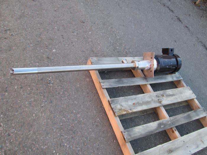 Image DAYTON 1DLT3 Positive Displacement Drum Pump 519505