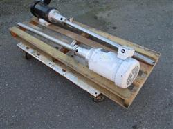 186476 - 1.5 HP DAYTON 1DLT3 Positive Displacement Drum Pump