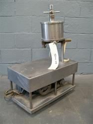 186810 - ALSOP Filter Press Stainless Steel Plates
