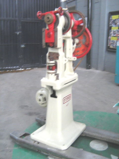 STOKES F Single Punch Tablet Press