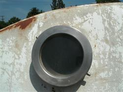 Image 3000 Gallon CE HOWARD Stainless Steel Tank 952952