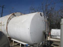 Image 3000 Gallon CE HOWARD Stainless Steel Tank 952717
