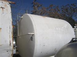 Image 3000 Gallon CE HOWARD Stainless Steel Tank 952718