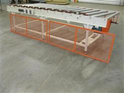 "187466 - 50"" X 12' DUBIOS Alignment Conveyor"