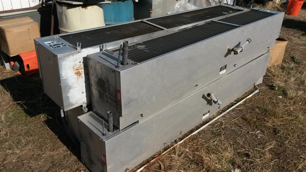 Low Temp Walk-In Box Refrigeration Unit