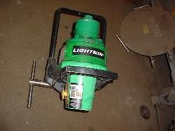 Image 1 HP LIGHTNIN Vektor V5P25A Clamp Mount Air Mixer 523136