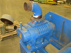Image 50 HP TUTHILL 5514-46L3 Blower 523237
