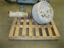 Image 50 HP TUTHILL 5514-46L3 Blower 523240