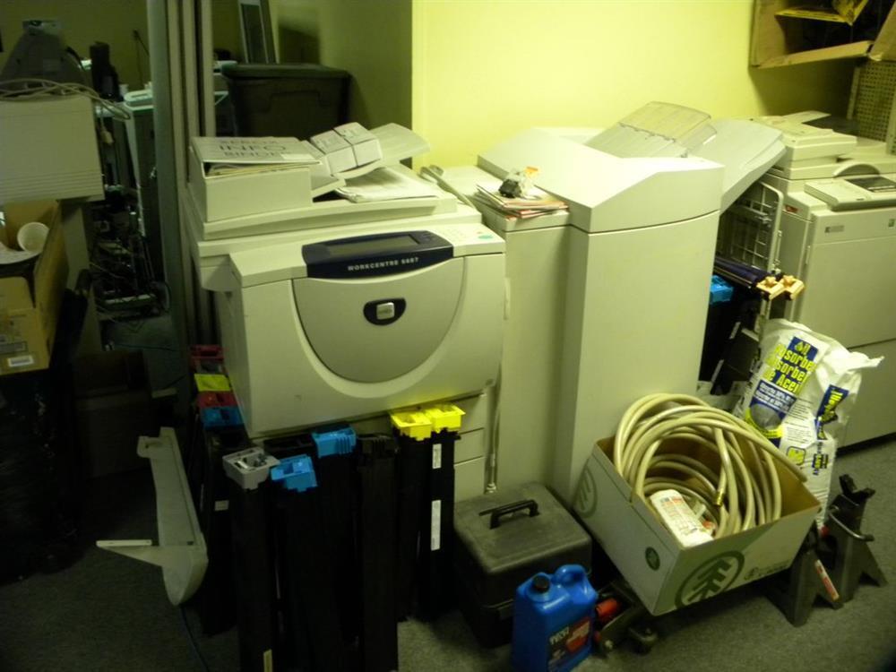 RICOH JP8000 Priport Copier