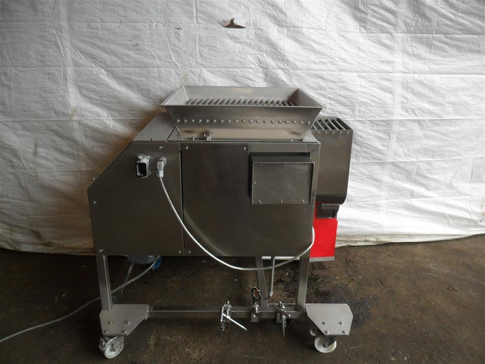 26 Gallon Twin Shaft Paddle Mixer