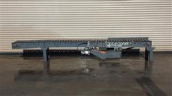 "188452 - 16"" x 20' HYTROL Powered Roller Case Conveyor"
