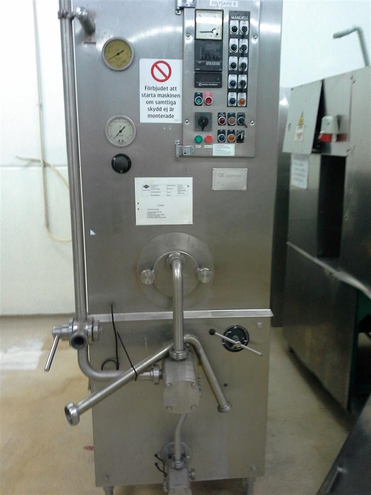 Image HOYER KF1150 Ice Cream Freezer 531446