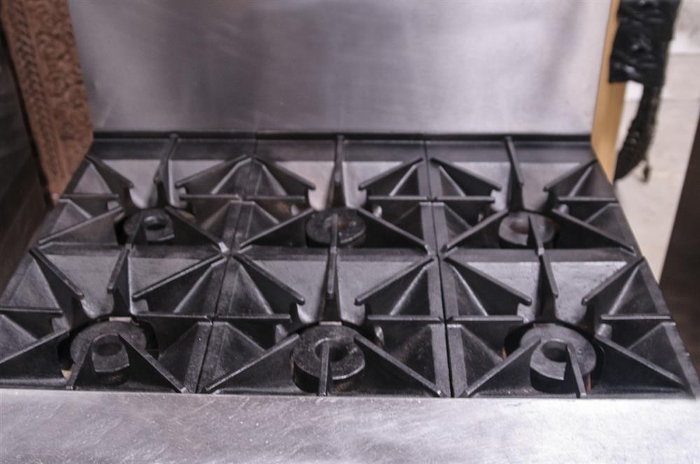 """36"""" SOUTHBEND S36D 6-Burner Range with Standard Oven"""