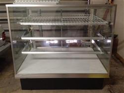 189462 - 48 X 34 X 40 Non-Refrigerated Display Case