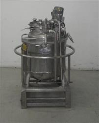 189531 - 100 Liter SITH Jacketed Kettle with Mixer