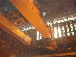Image 140 Ton MANTAKRAF Over Head Crane 533536