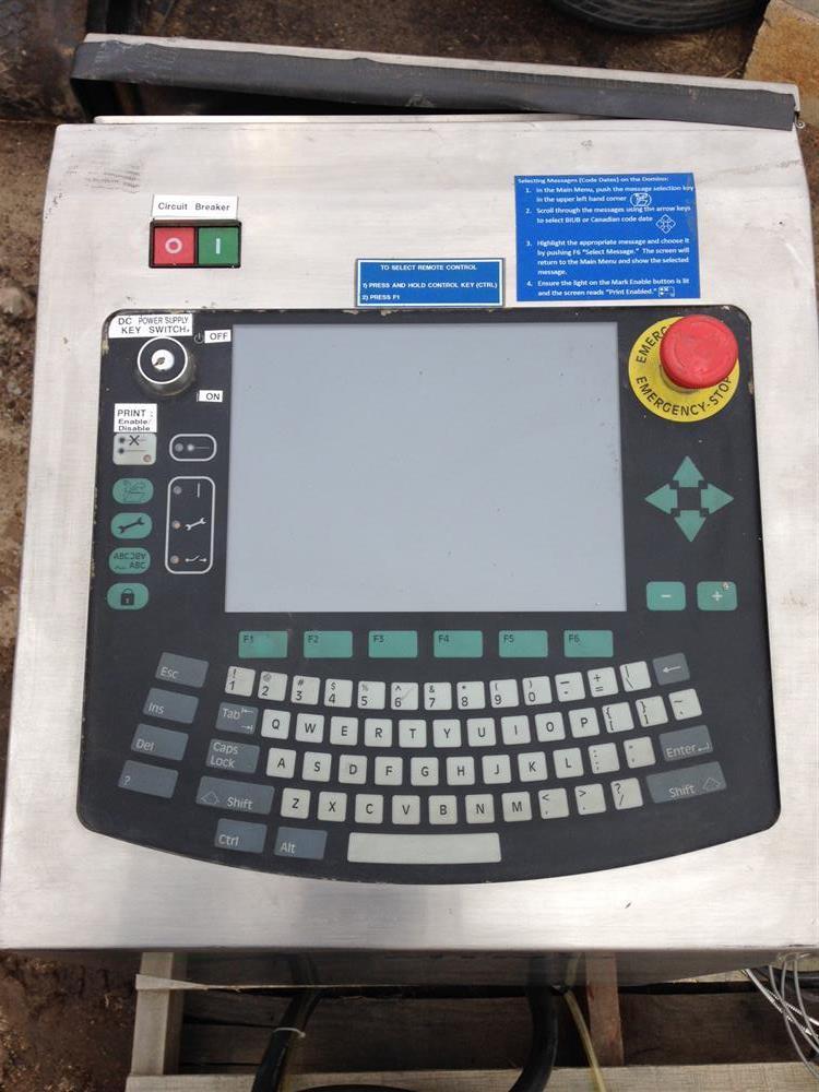 DOMINO Digital Coder 3 Laser Jet Coder