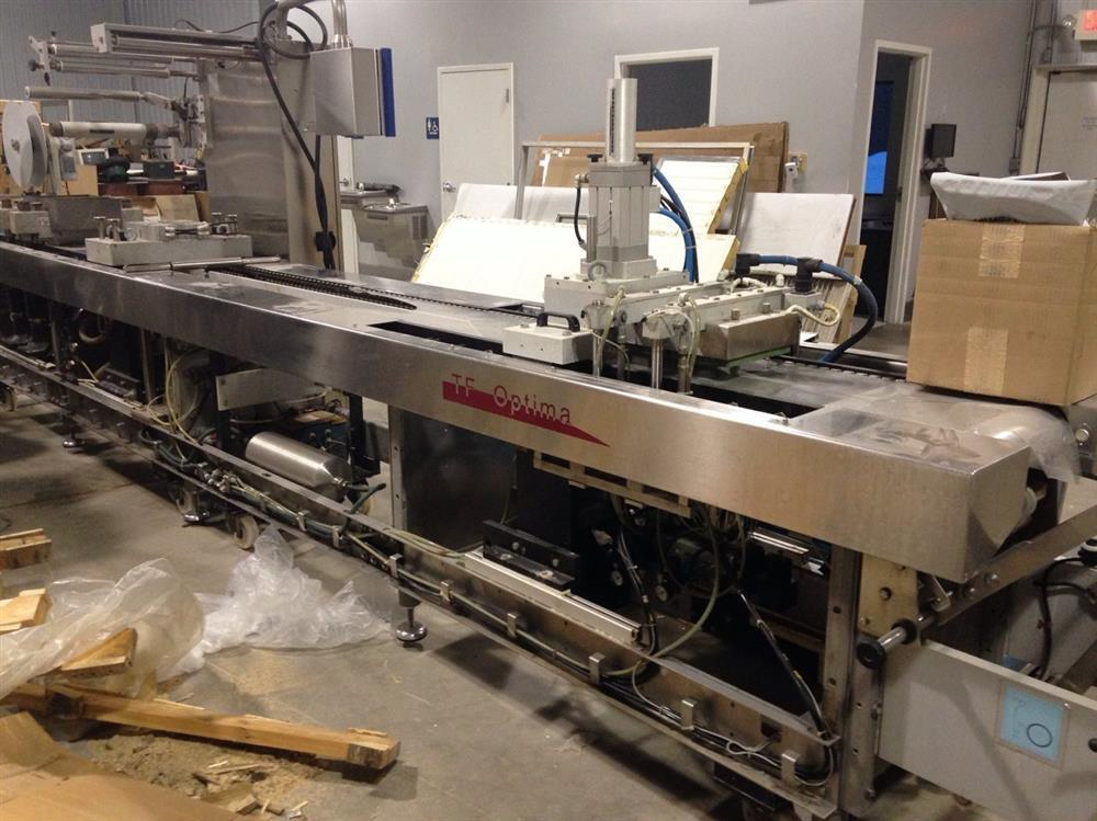 ULMA Optima Thermoforming Machine