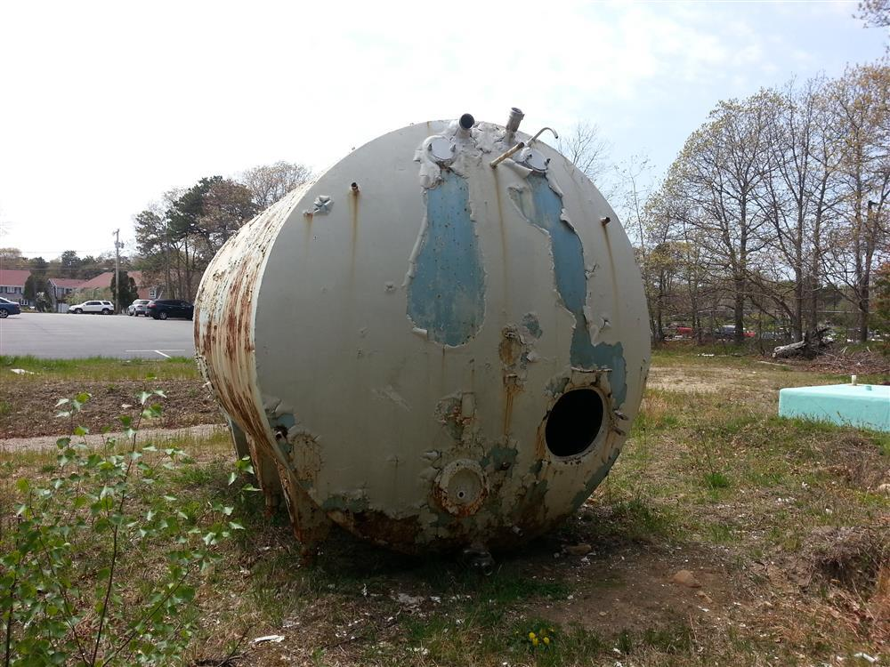 Image 3000 Gallon CHERRY BURRELL Stainless Steel Tank 539621