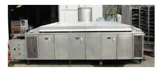 LAWRENCE EQUIPMENT Tortilla Oven