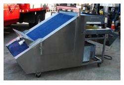 "191093 - 32"" ARR-TECH 32-40 Stainless Steel Counter Stacker"