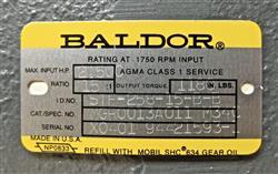Image 2.5 HP BALDOR Speed Reducer, Ratio 15:1 541096