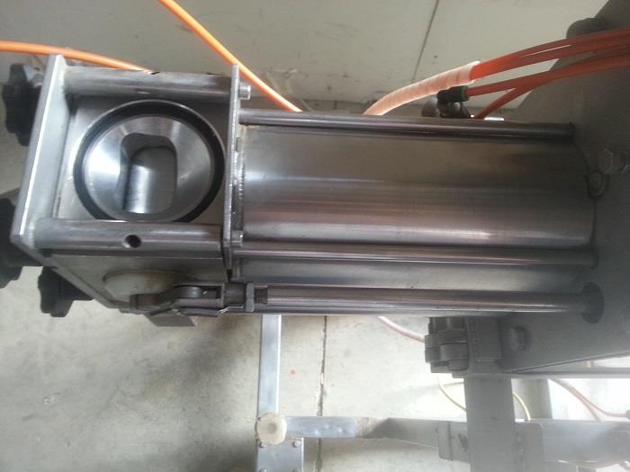 Image TURBO TOOLS (HULL) Stainless Steel Paste Filler/ Depositor 823245