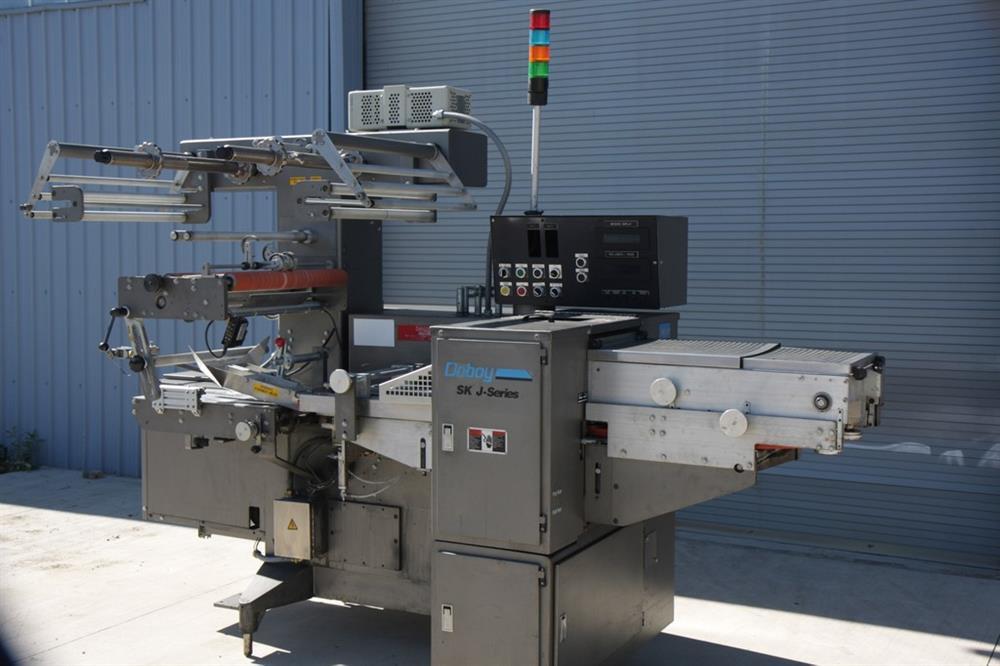 Image DOBOY Model SKJ Flow Wrapper 1372287