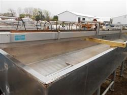 "191363 - 64"" X 32' Square End Deep Cook Kusel, Cap. 20000 lbs"