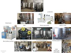 Image Full Line of Beer and Soda Equipment  541660