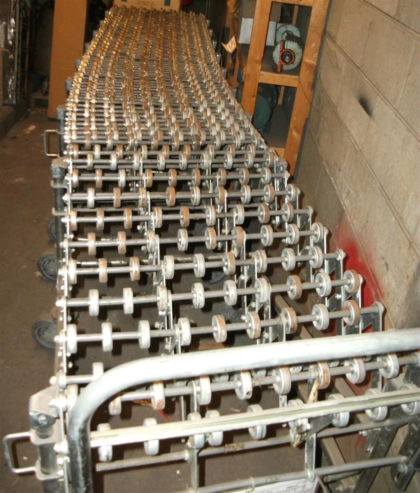 NESTAFLEX 375 Expandable Skate Conveyor