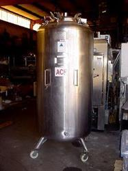 192813 - 264 Gallon PRECISION STAINLESS 316 Stainless Steel Pressure Tank
