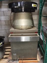 193092 - Cap Feeder with Vibratory Bowl