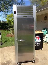 "Image TRAULSEN ""G"" Series Model G10010 Reach-In Refrigerator 551546"