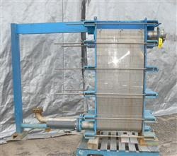 193495 - 730 SF APV Stainless Steel Plate Heat Exchanger