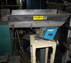 "193548 - 10"" X 26"" SYNTRON BF2A Stainless Steel Vibratory Feeder"