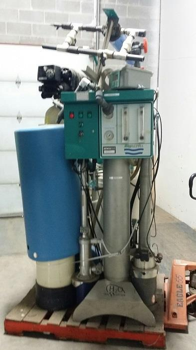 Image ALPHA Reverse Osmosis System 661801