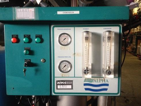 Image ALPHA Reverse Osmosis System 552588