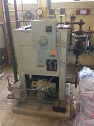194059 - BRYAN 125/250 MBH Steam Boiler Package