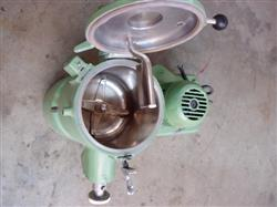 Image PRODEX HENSCHEL 2J SS High Intensity Mixer 555749