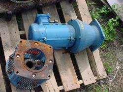 Image 1.50 HP CHEMINEER INC. Vertical Down Mixer 556669