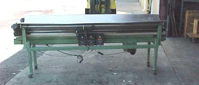 BOTTLE SCRAP 3 Belt Conveyor