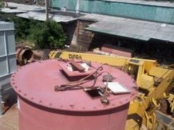 Image 3500 Gallon Epoxy Lined Steel Tank 558640